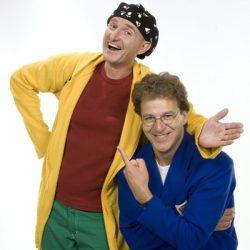 Ernst en Bobbie